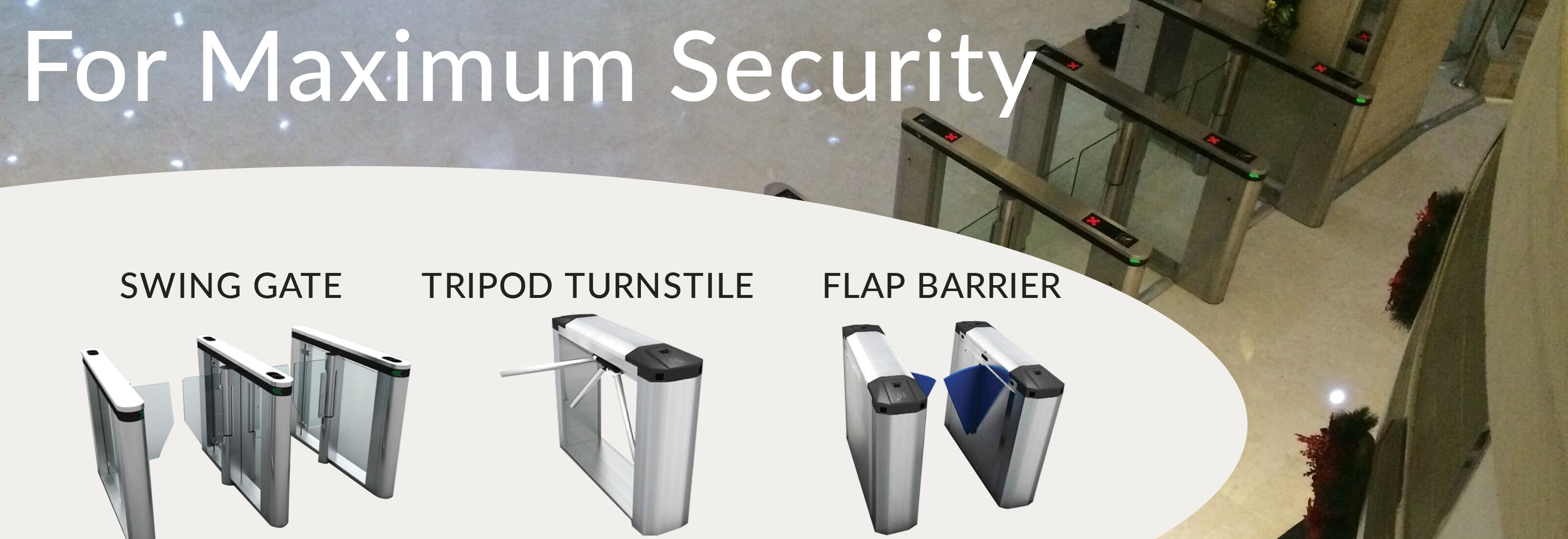 Turnstile/Flap Barrier Access Control